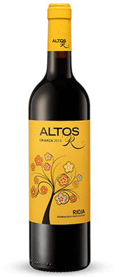Altos de Rioja, Altos Crianza 2017 75 cl