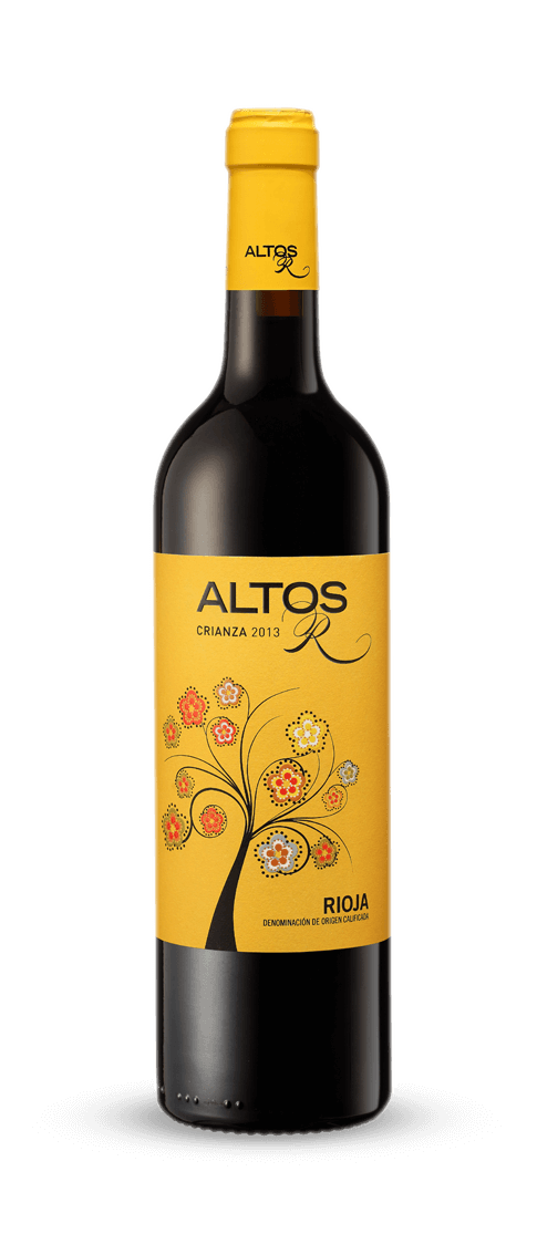 Altos de Rioja, Altos Crianza 2018 75 cl